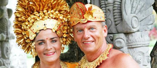 Balinese Costume Photo