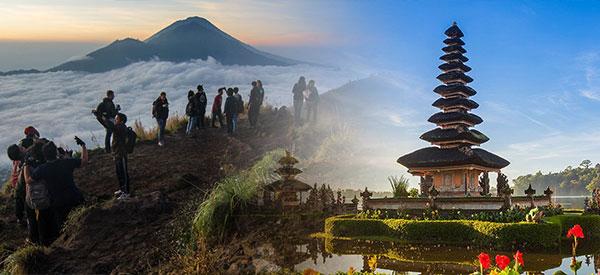Batur Trekking Bedugul Tour