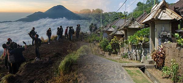 Batur Trekking Penglipuran Village Tour
