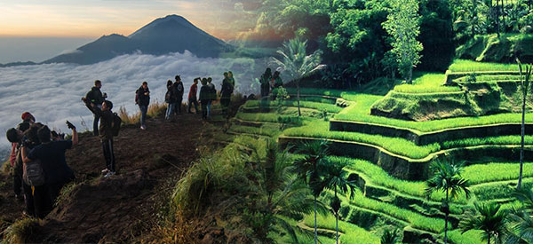 Batur Trekking Ubud Tour
