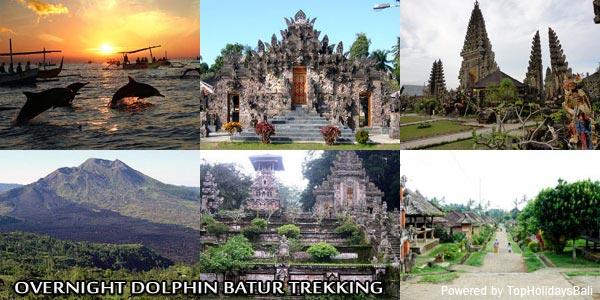 Bali Overnight Dolphin Tour 3D 2N